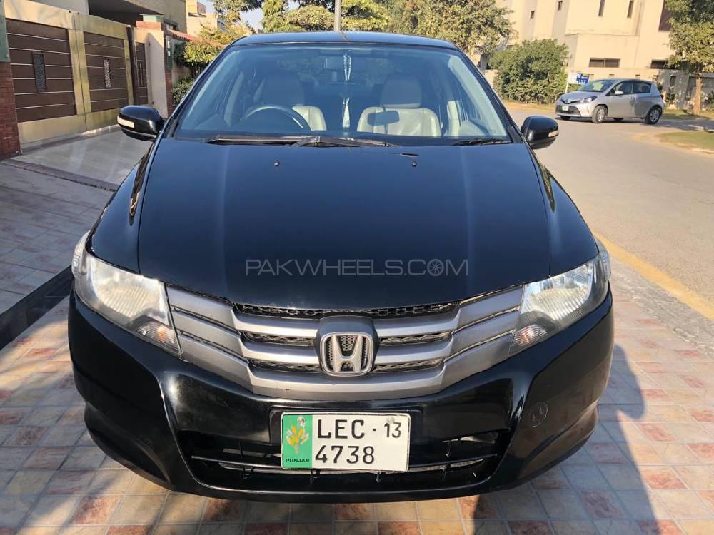 Honda City Aspire 1 5 I Vtec 2013 For Sale In Lahore Pakwheels