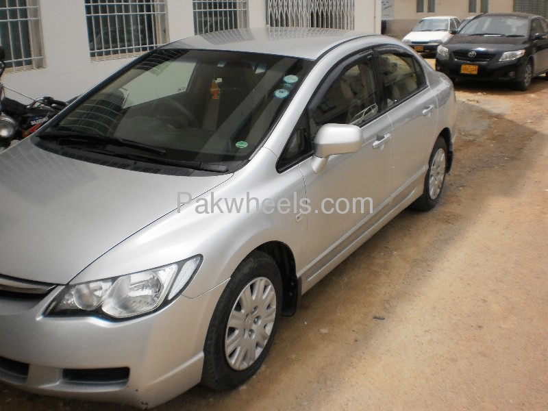 honda civic hybrid 2008 for sale in karachi pakwheels. Black Bedroom Furniture Sets. Home Design Ideas