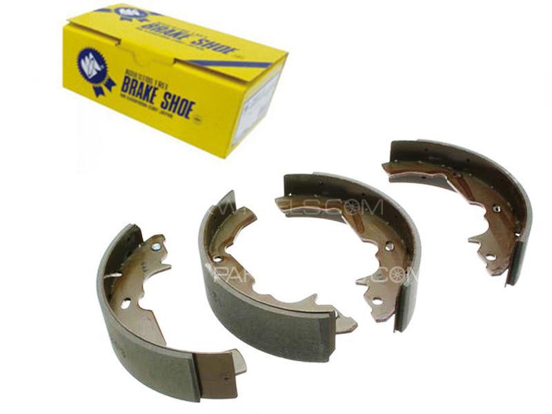 MK Brake Shoe For Suzuki Alto VXR 2000-2012 Image-1