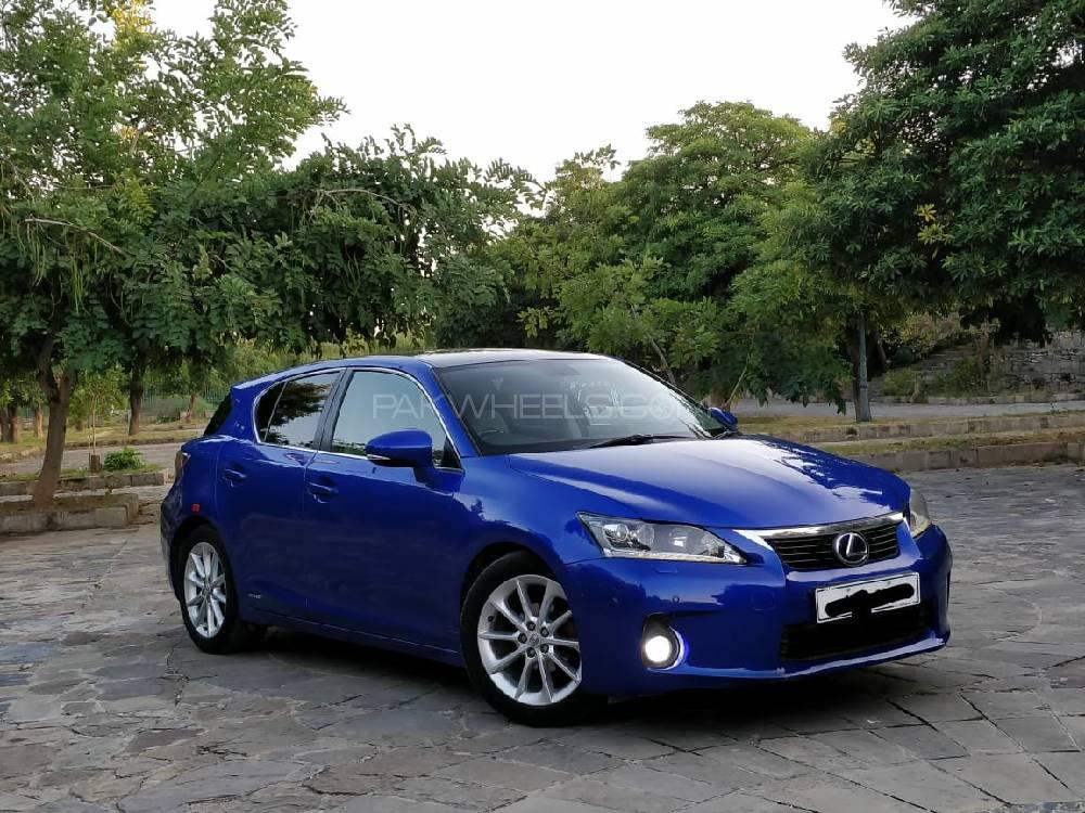 lexus ct200h f sport 2012 for sale in islamabad pakwheels. Black Bedroom Furniture Sets. Home Design Ideas