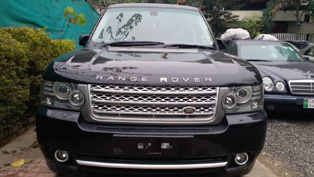Range Rover Vogue Supercharged 4.2 V8 2007 Image-1