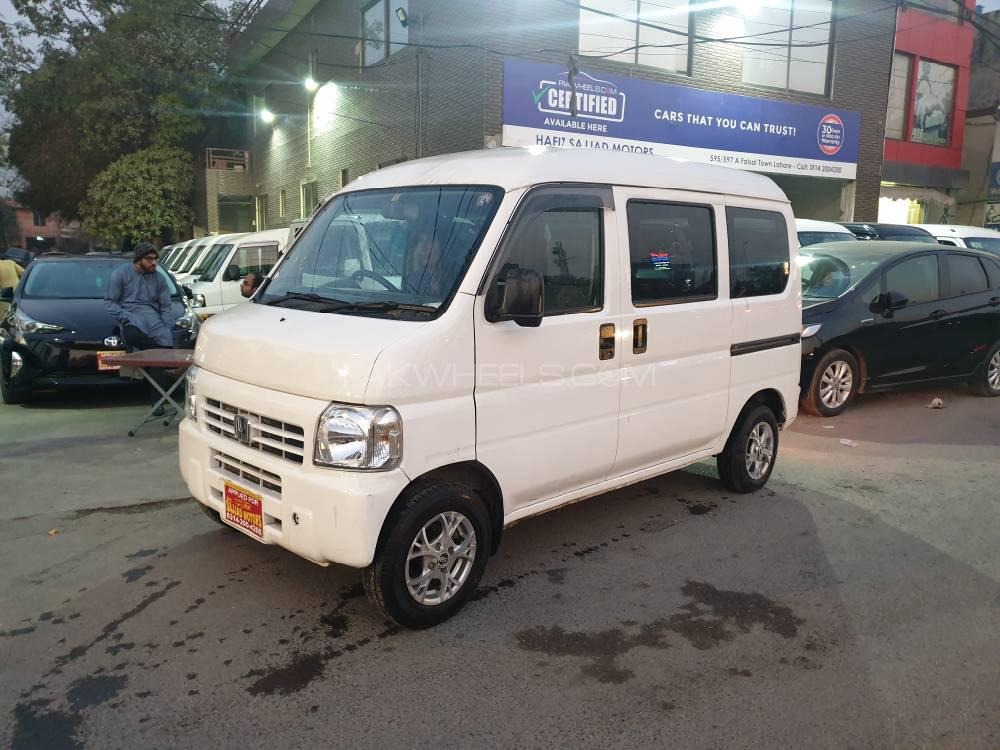 Honda Acty Basegrade 2015 For Sale In Lahore