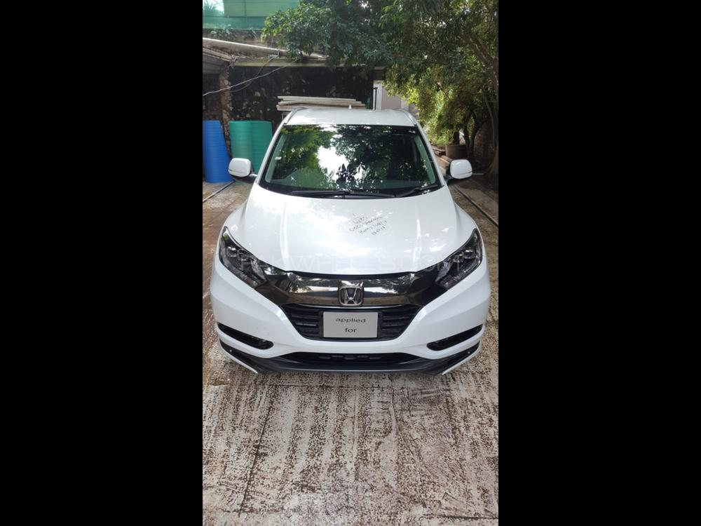 Honda Vezel Hybrid Z Style Edition 2017 Image-1