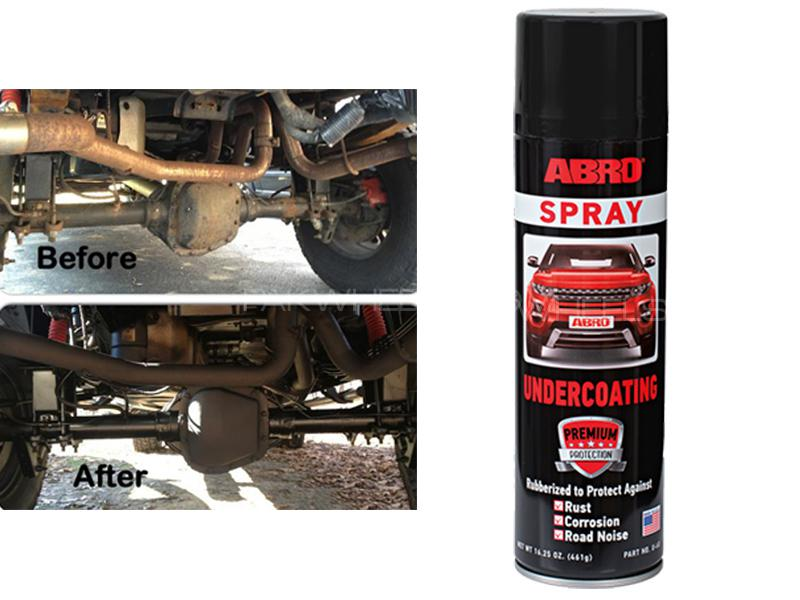 ABRO Undercoating Spray - 461 gm Image-1