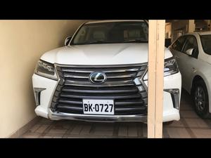 Used Lexus LX Series LX570 2016