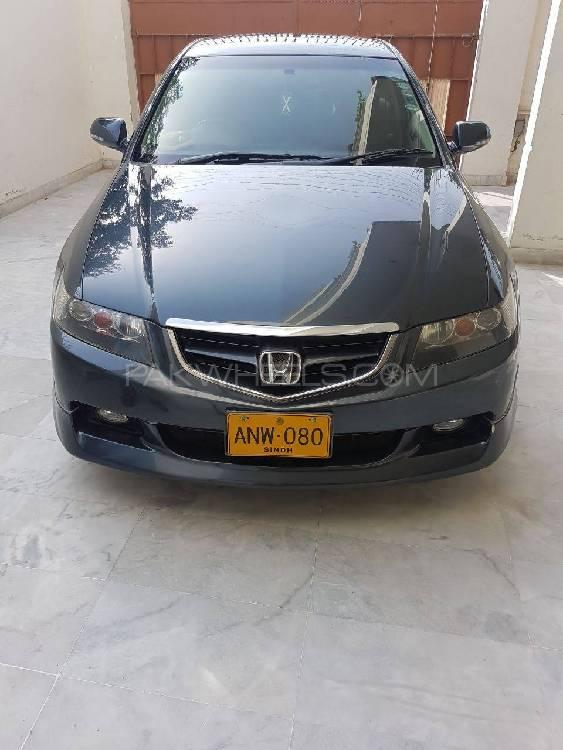 Honda Accord CL7 2003 Image-1