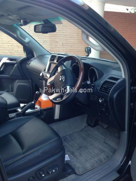 Toyota Prado TX Limited 2.7 2010 Image-8