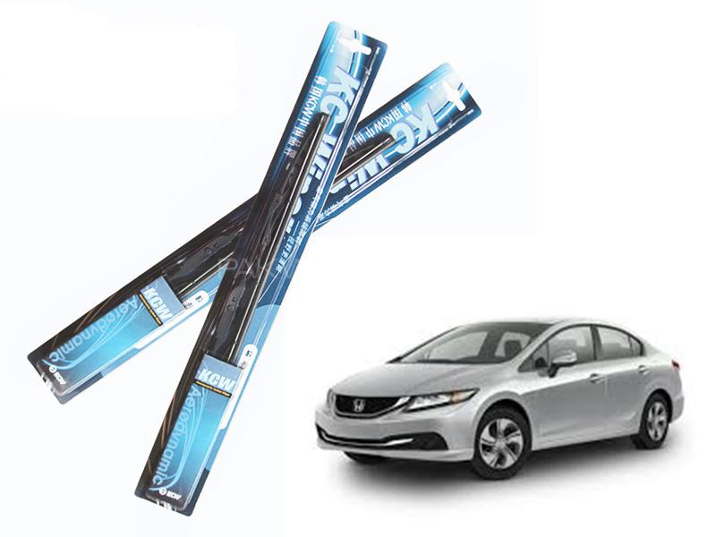 Bloomberg Wiper Blade For Honda Civic 2013-2016 Image-1