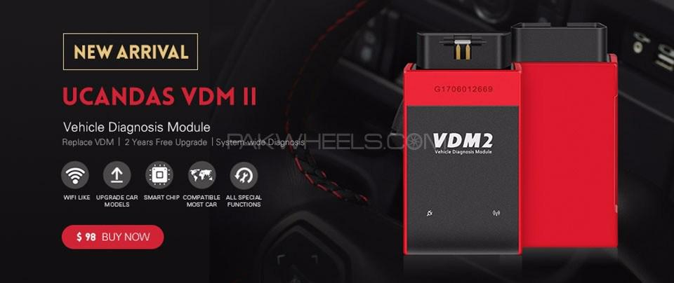 ... Latest ANDROID New Scanning Tool VDM2 OBD2 All Car Scanner Image-1 ...