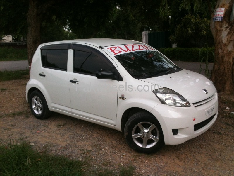 Toyota Passo X L Package 2007 Image-1