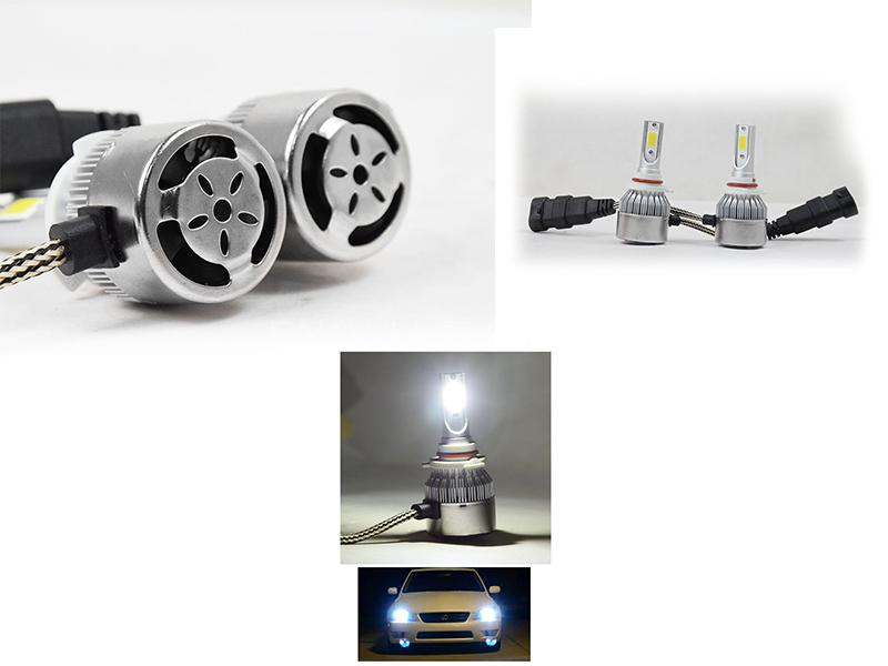 C6 High Quality LED GT-110 - 9005 Image-1