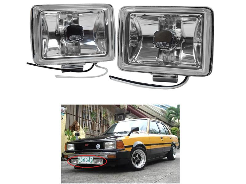 Universal DLAA Off Road Lamp H3 12v 55w - White Image-1