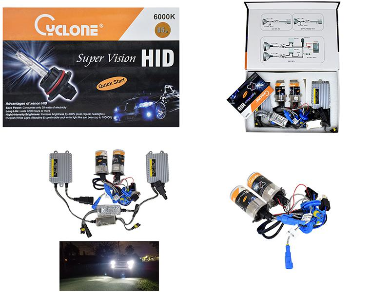 Cyclone Supervision HID 65w - 9006 Image-1