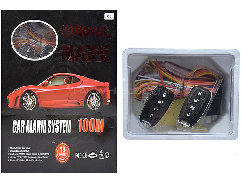 Royal Maxx Car Alarm System - RC-L Image-1