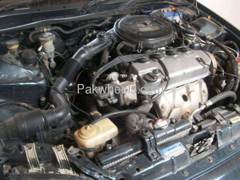 Honda Civic EX 1995 Image-6