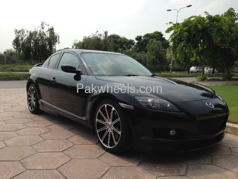 mazda rx8 2007 for sale in islamabad pakwheels. Black Bedroom Furniture Sets. Home Design Ideas