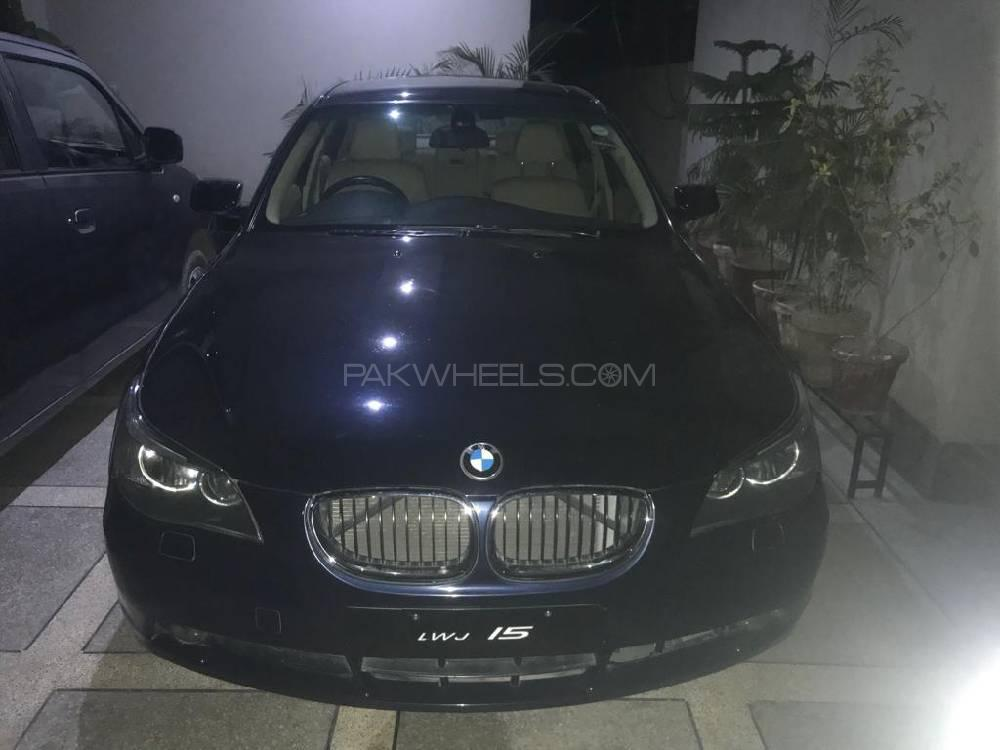 BMW 5 Series 525i 2003 Image-1