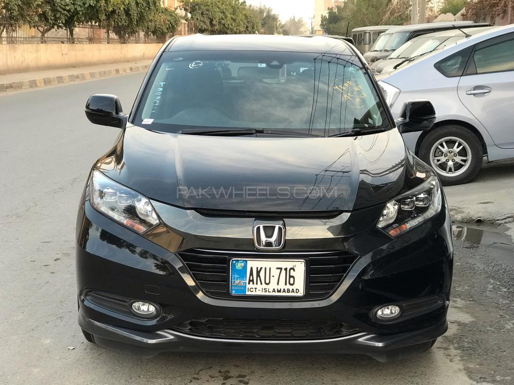 Honda Vezel Hybrid X Honda Sensing 2016 Image-1