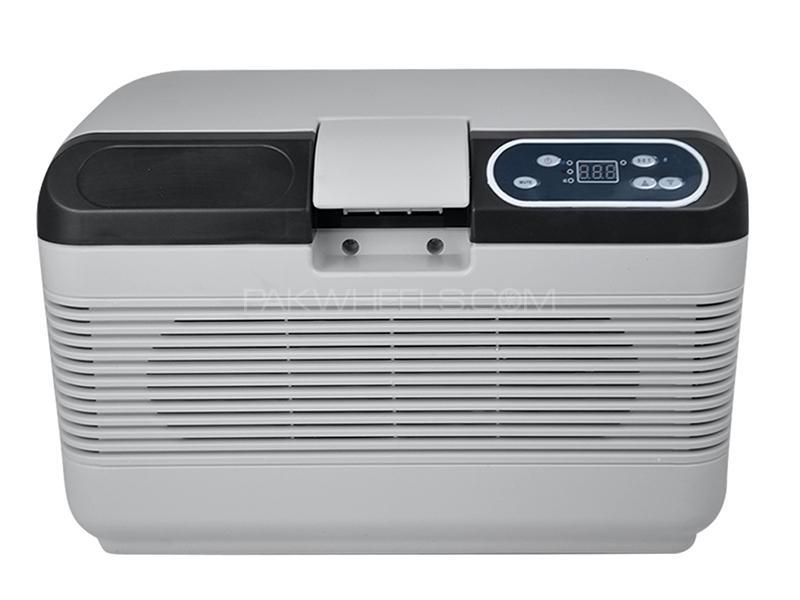 Portable Cooler Warmer Box Refrigerator - 12 Liter in Karachi