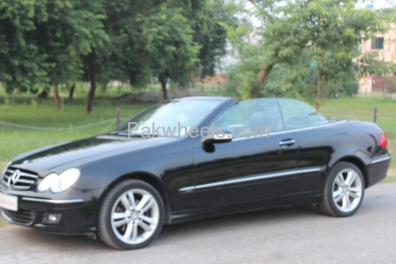 Mercedes Benz CLK Class CLK 200 2007 Image-1