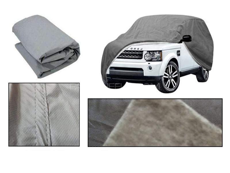 Anti-Scratch Double Stitched Top Cover For Daihatsu Mira in Karachi