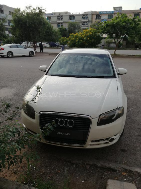 audi a4 1.8 tfsi 2006 for sale in islamabad | pakwheels