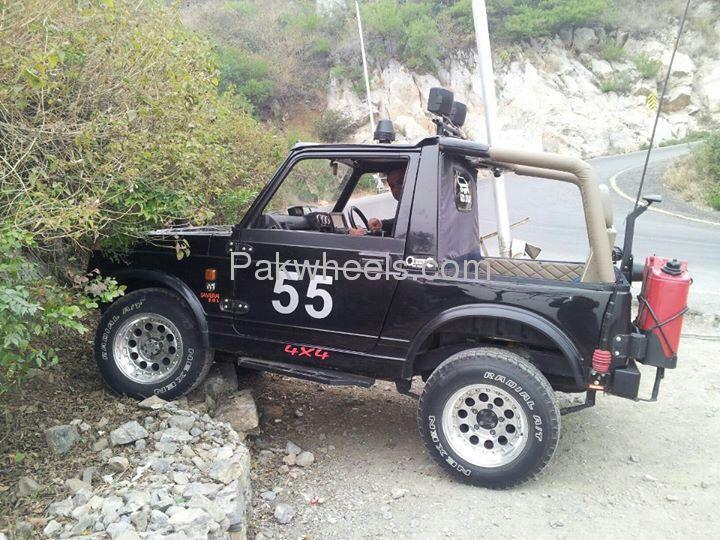 Suzuki Samuari 1989 Image-1