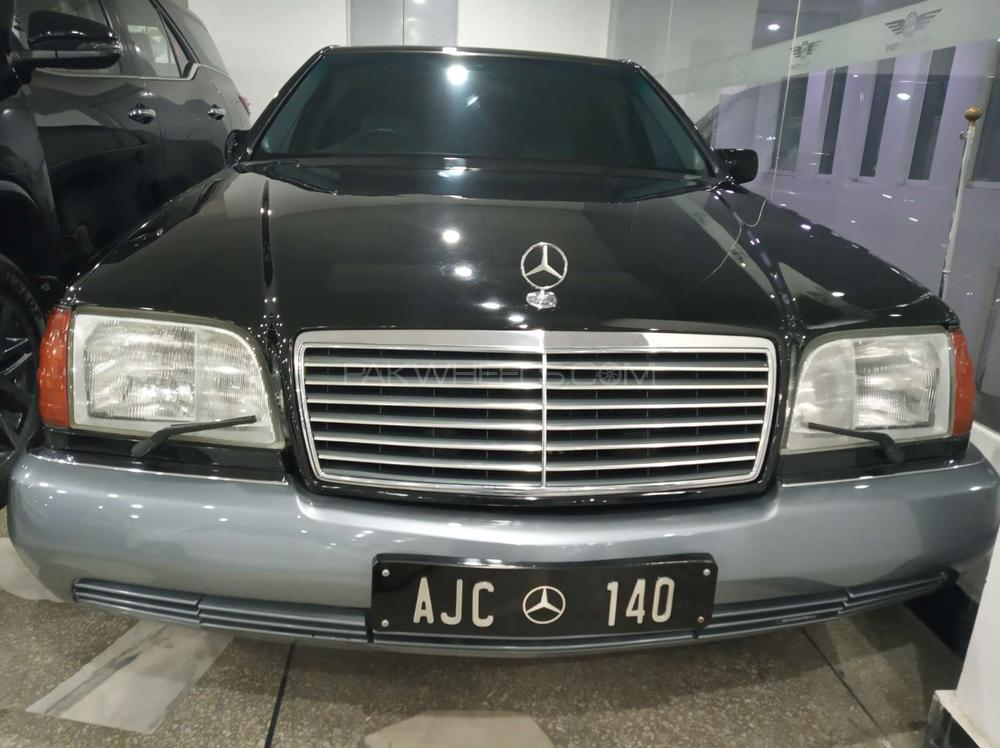Mercedes Benz S Class S 320 1992 Image-1