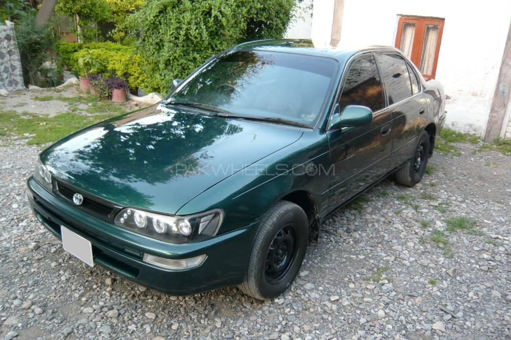 37948250d8e2 Toyota Corolla 2.0D Limited 1999 for sale in Peshawar