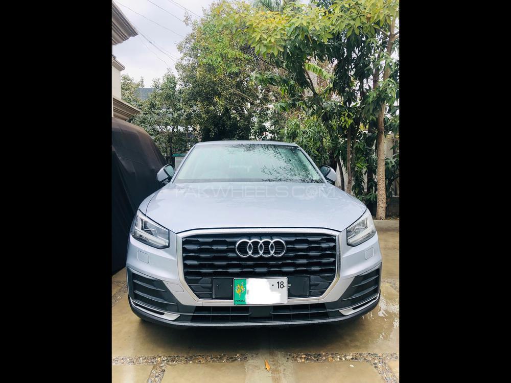 Audi Q2 1.0 TFSI Standard Line 2018 Image-1