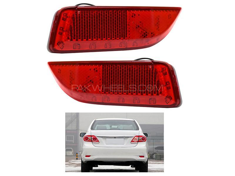 Bumper Brake Light For Toyota Corolla 2009-2014 Image-1