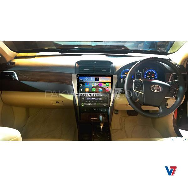 Toyota Camry 2015-17 Android V7 Navigation Multimedia Player LCD Screen DVD  Player