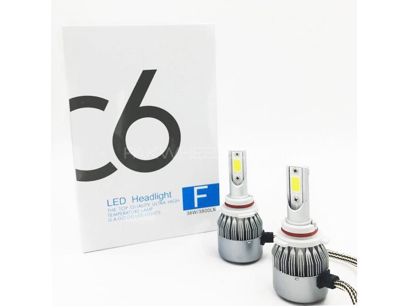 C6 LED Light - 9006 Image-1