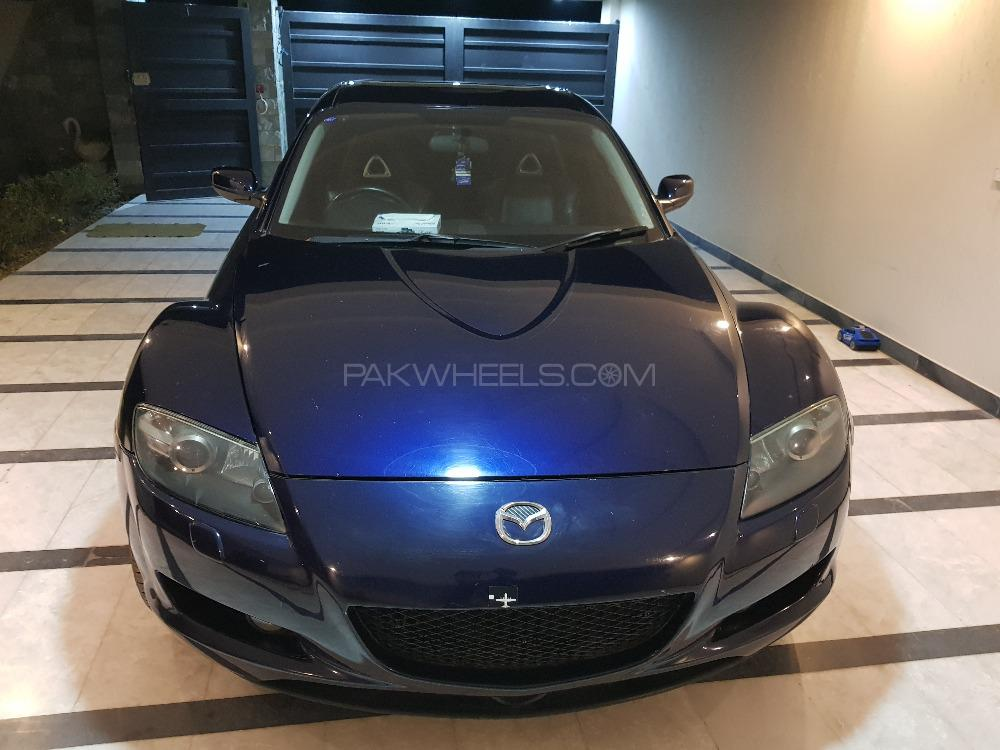 mazda rx8 rotary engine 40th anniversary 2007 for sale in islamabad