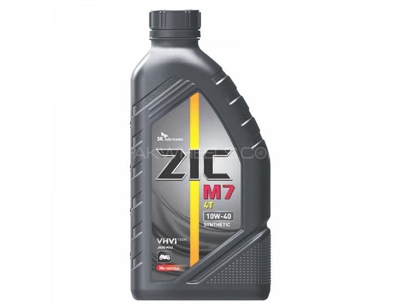 ZIC M7 10W-40 Jaso MA2 SL - 700ml Image-1