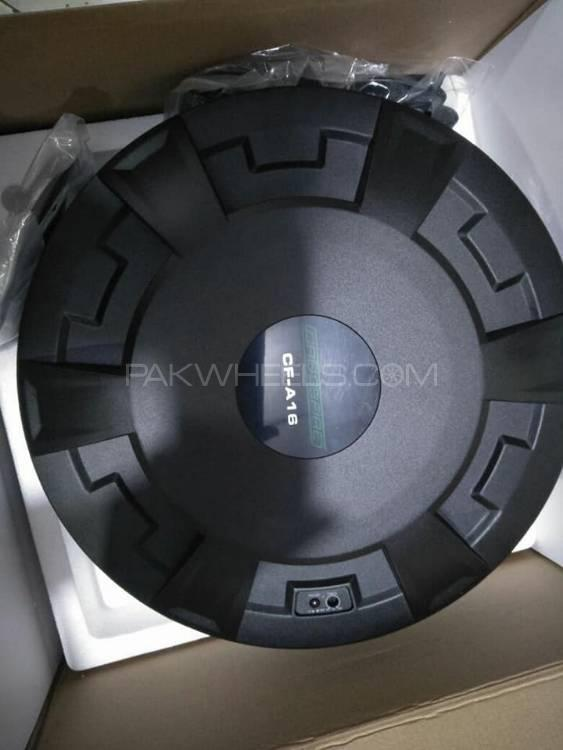 crossfire spare tire subwoofer active cf-A16 Image-1