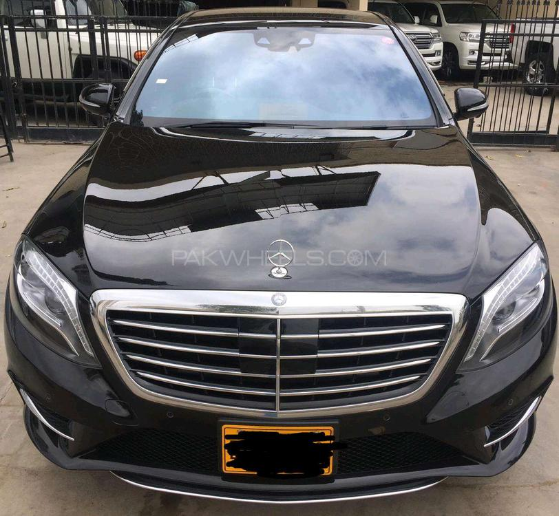 Mercedes Benz S Class S400 Hybrid 2013 Image-1