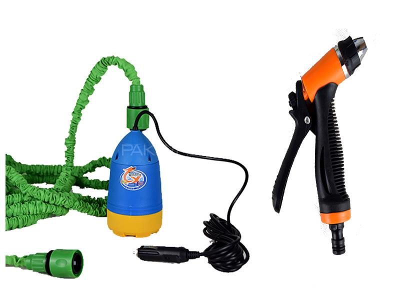 Smart Portable Car Washer  in Karachi