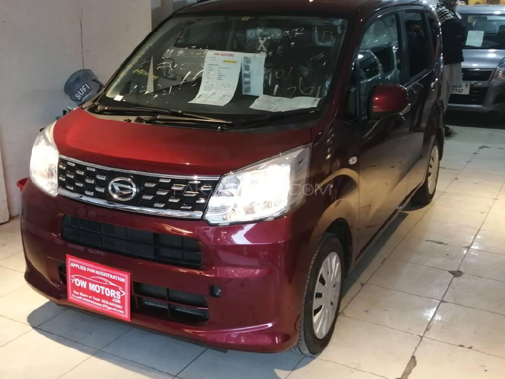 Daihatsu Move Custom RS SA 2016 for sale in Lahore | PakWheels
