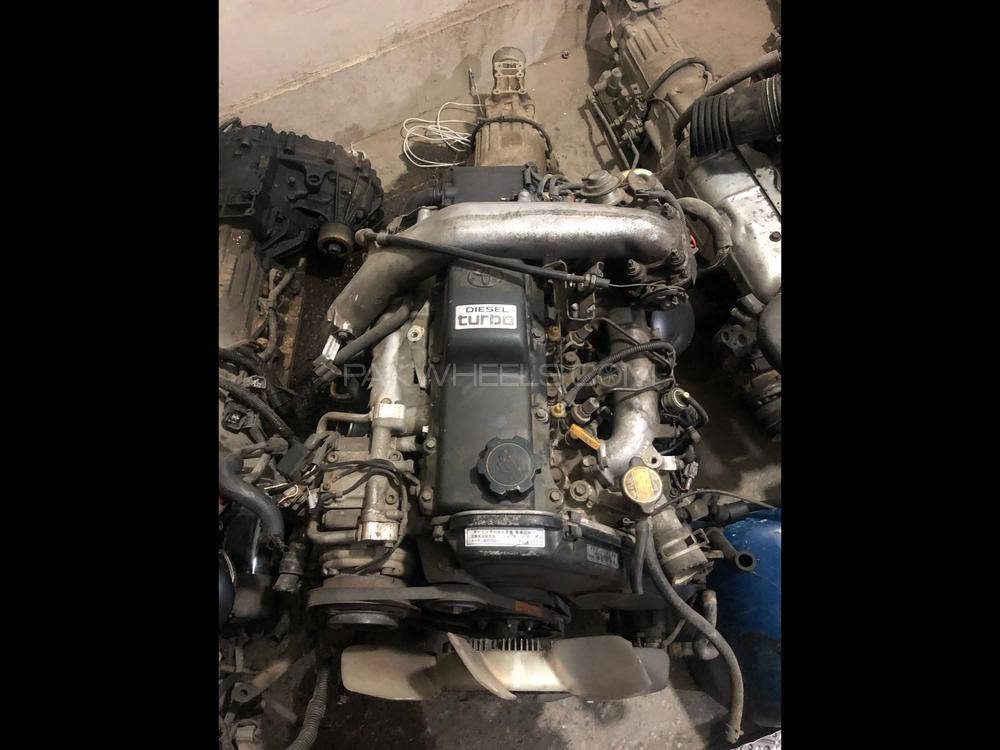 Toyota Land Cruiser Prado Diesel Engine 1KZ