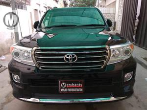 Used Toyota Land Cruiser ZX 2015
