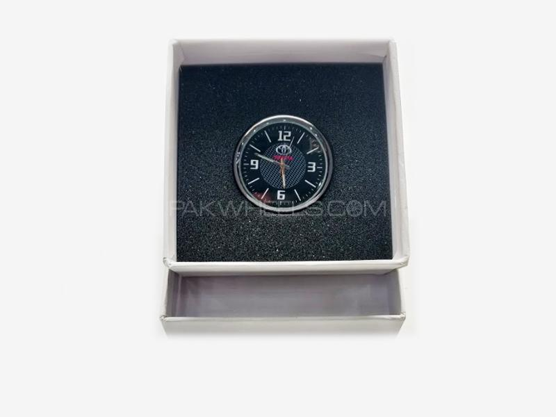 Car Ac Vent Analog Clock Toyota S Image-1