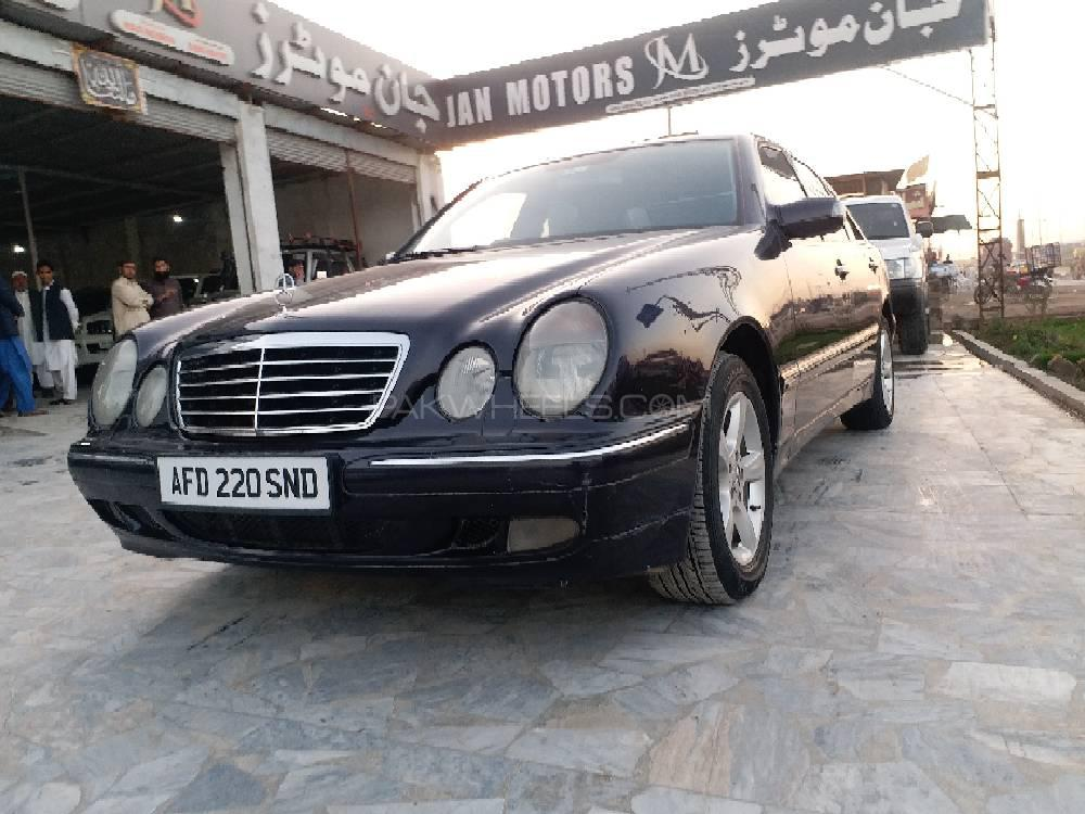 881fc81b6178f9 Mercedes Benz E Class E 220 CDI EDITION 2000 for sale in Peshawar