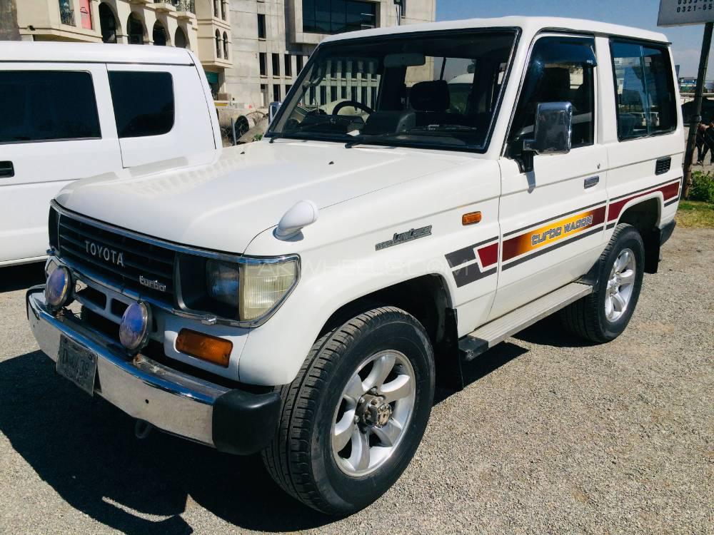 Toyota Prado 1986 Image-1