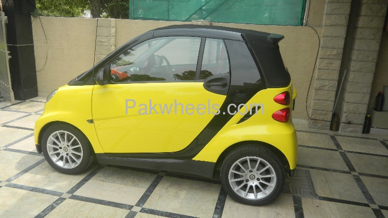 Mercedes benz smart 2008 for sale in islamabad pakwheels for Mercedes benz smart car for sale