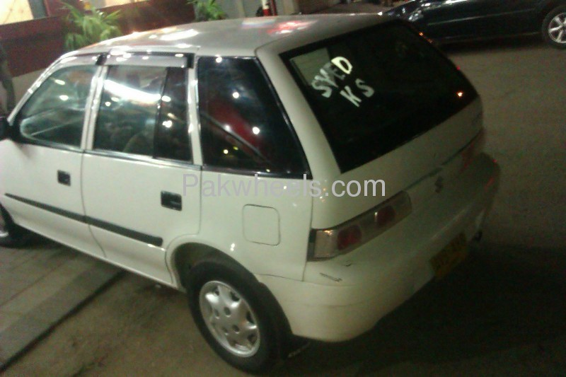 Suzuki Cultus VXRi (CNG) 2011 Image-4