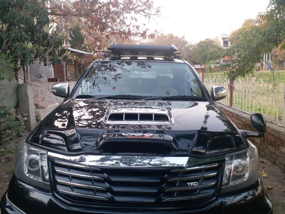 toyota hilux vigo champ trd sportivo 2011 for sale in