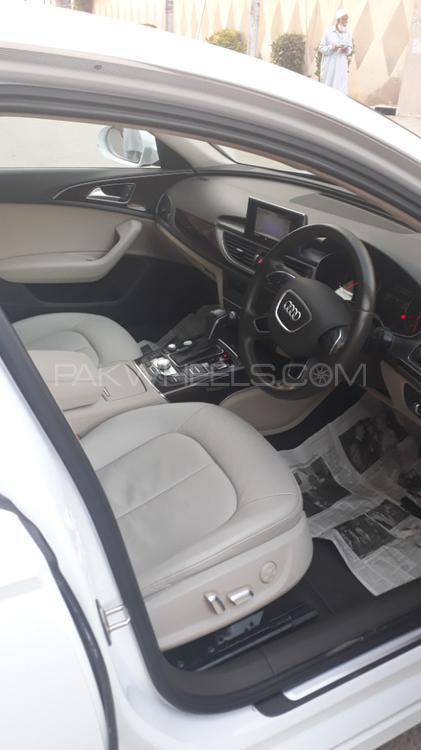 2016 Audi A6 3 0t Interior: Audi A6 1.8 TFSI 2016 For Sale In Karachi