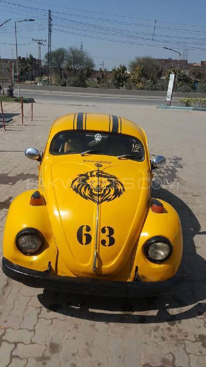 Volkswagen Beetle 1963 Image-1