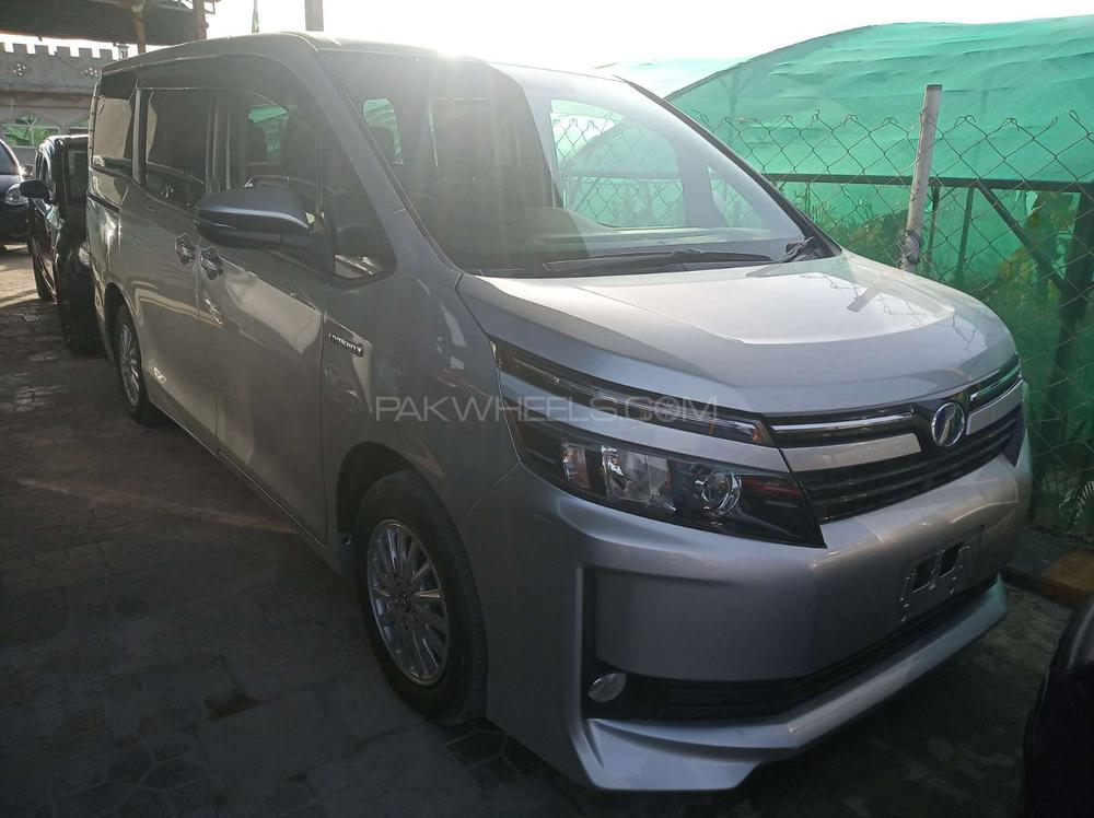 Toyota Voxy Trans X 2016 For Sale In Rawalpindi Pakwheels